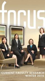 Dawn Carlson, Meredith Ferguson, Emily Hunter, Cindy Wu